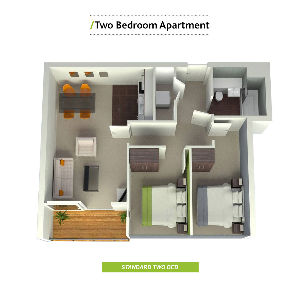 Student Apartments To Rent Velocity Village Sheffield